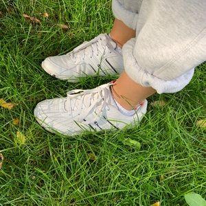 White champion sneakers